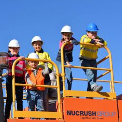 Nucrush Open Day & Colouring Competition